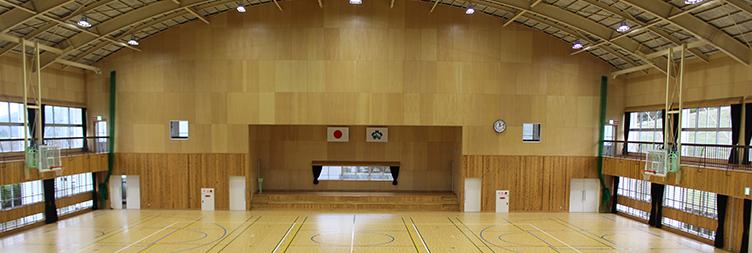 山之口体育館