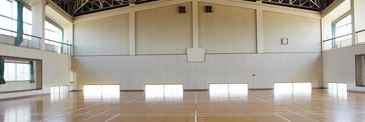 石山体育センター アリーナ